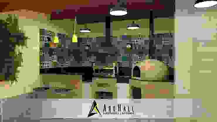 Arqhall Arquitetura e Gerenciamento Modern Kitchen