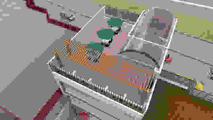 Cubierta de ConstruKapital Moderno