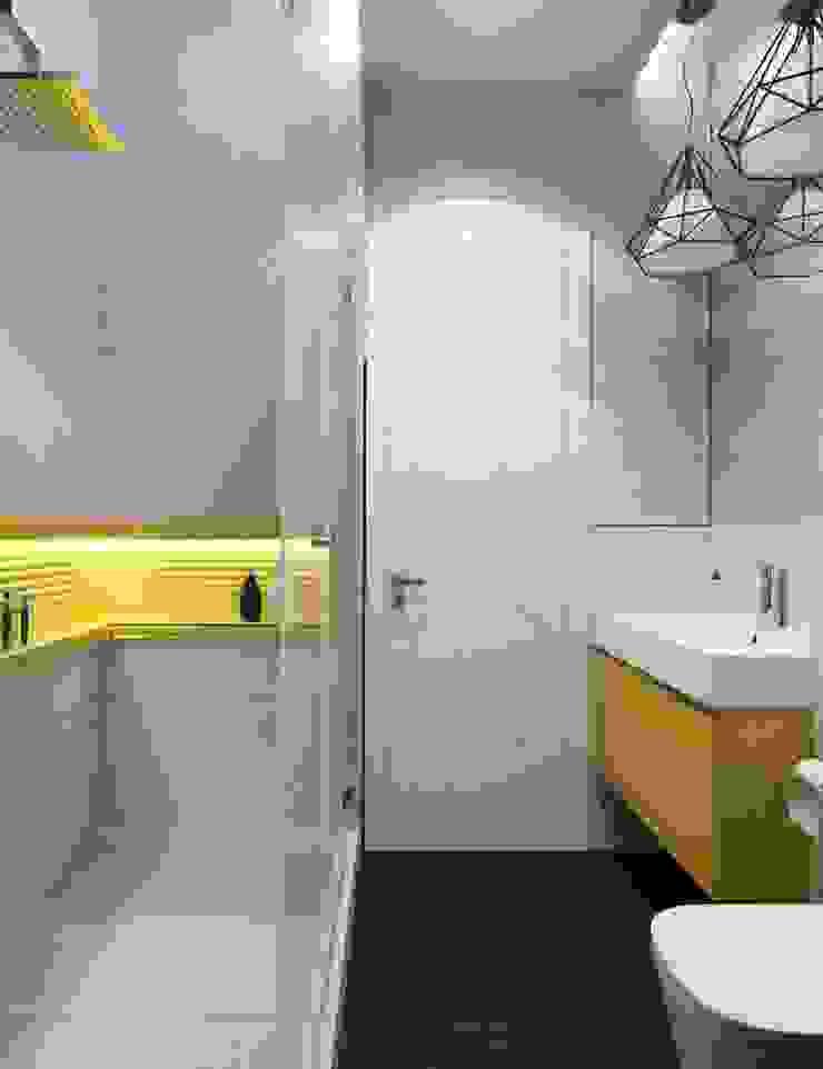 ДизайнМастер Industrial style bathroom Grey
