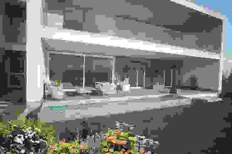 Concept design giardino Ivan Rivoltella Piscina moderna