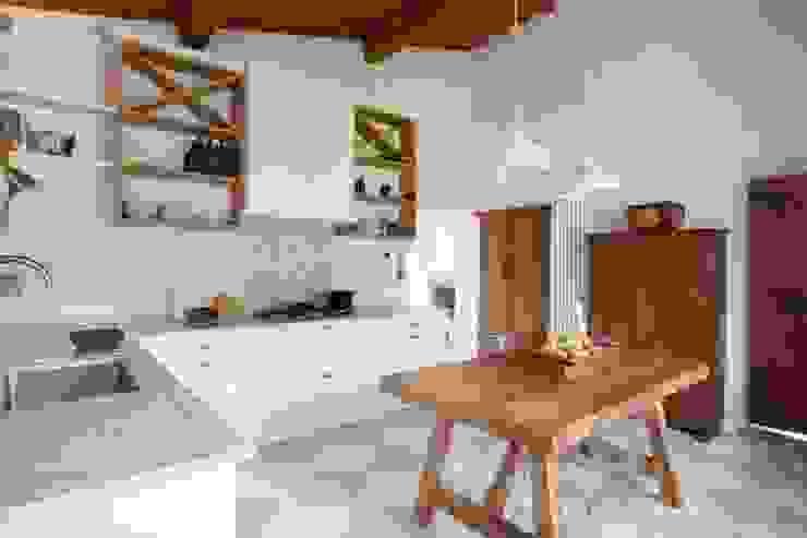 Firenze Falegnameria Grelli Cucina in stile rustico