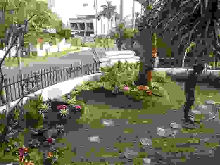 Tukang taman jember Hotel Modern Oleh NISCALA GARDEN | Tukang Taman Surabaya Modern