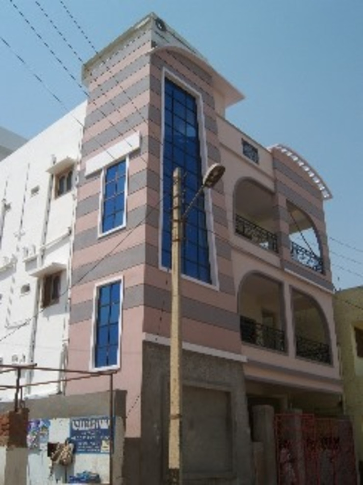 Mr. Mehmood 's Work by Walls Asia Architects and Engineers