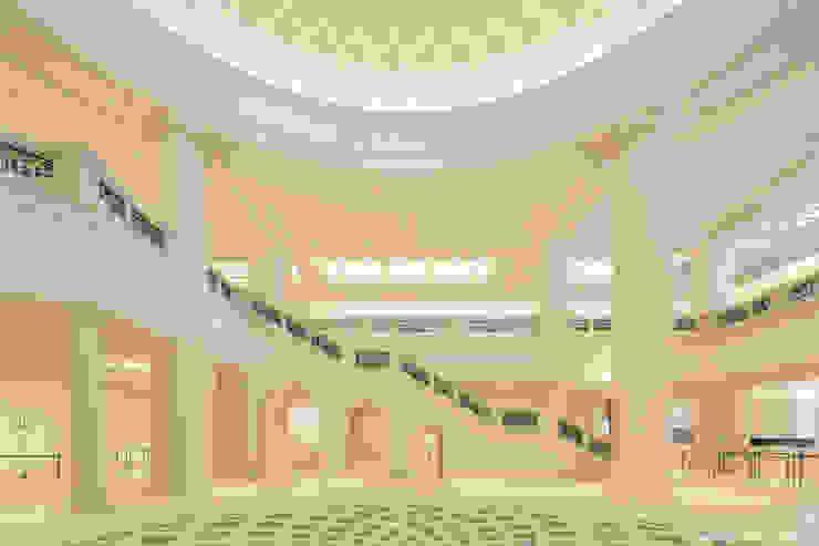 台灣的凡爾賽宮--奇美博物館 根據 萊茵黃金有限公司 古典風 合板