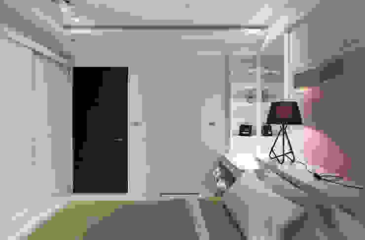 Cuartos de estilo moderno de 築一國際室內裝修有限公司 Moderno