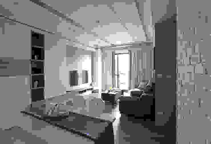 โดย 築一國際室內裝修有限公司 โมเดิร์น