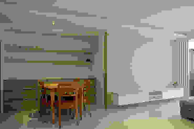 Tranquil 根據 築一國際室內裝修有限公司 現代風