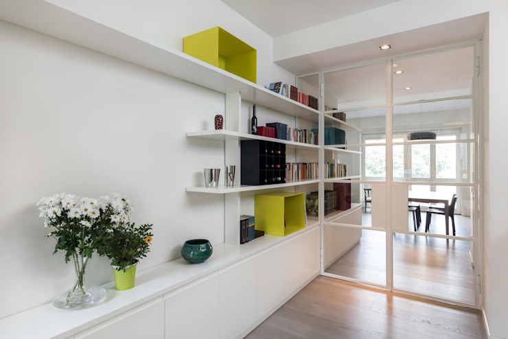 現代廚房設計點子、靈感&圖片 根據 Archifacturing 現代風 木頭 Wood effect