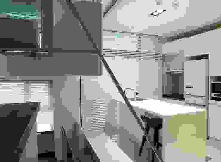Curvature 根據 築一國際室內裝修有限公司 現代風