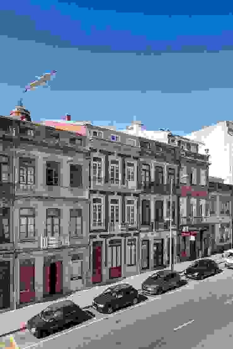 Rua de Alexandre Herculano por 3M2P - Construção e Reabilitação de Edifícios, Lda.