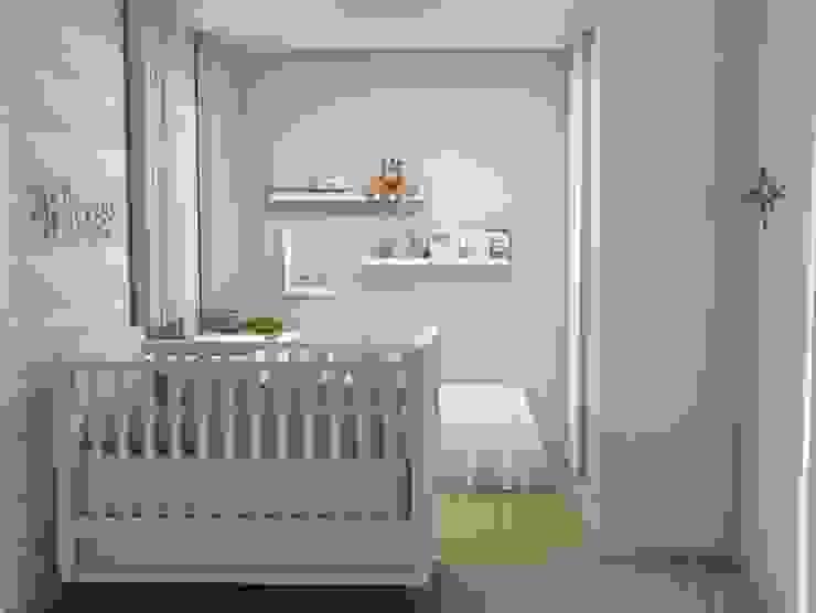 Chambre classique par ML Designer de Interiores Classique