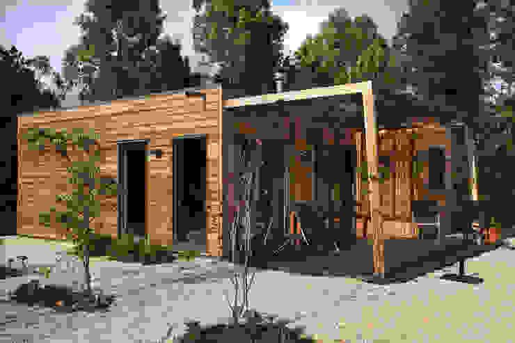 RUSTICASA | Casa <q>Reciclada</q> | Vila Nova de Cerveira RUSTICASA Casas de madeira Madeira Acabamento em madeira