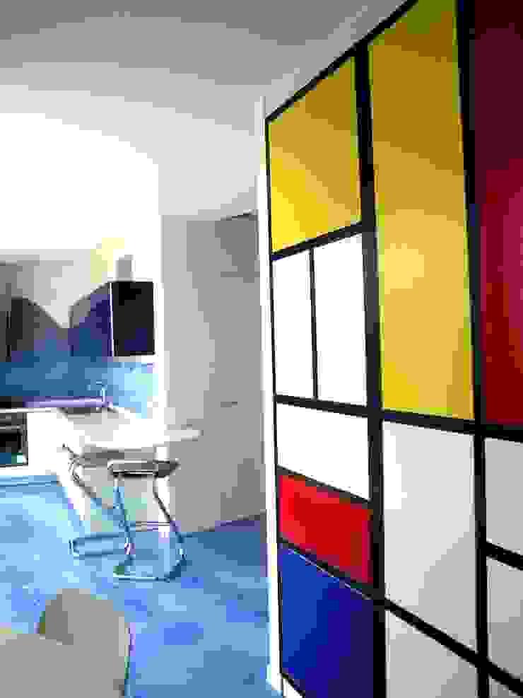 Comedores modernos de Pecoramelloarchitetti Moderno