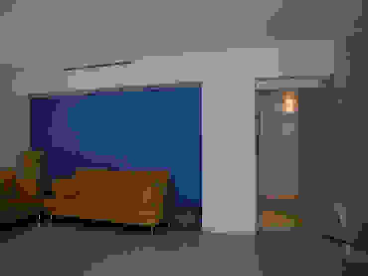 Salon moderne par Pecoramelloarchitetti Moderne