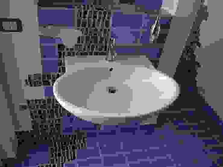 Salle de bain moderne par Pecoramelloarchitetti Moderne