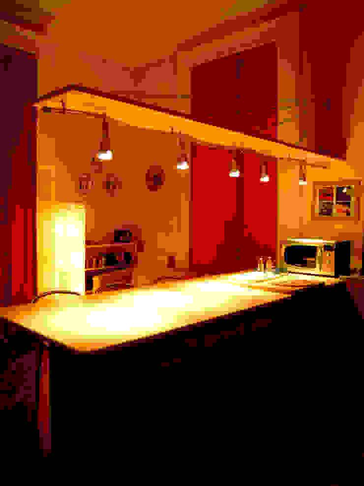 Cuisine moderne par Pecoramelloarchitetti Moderne