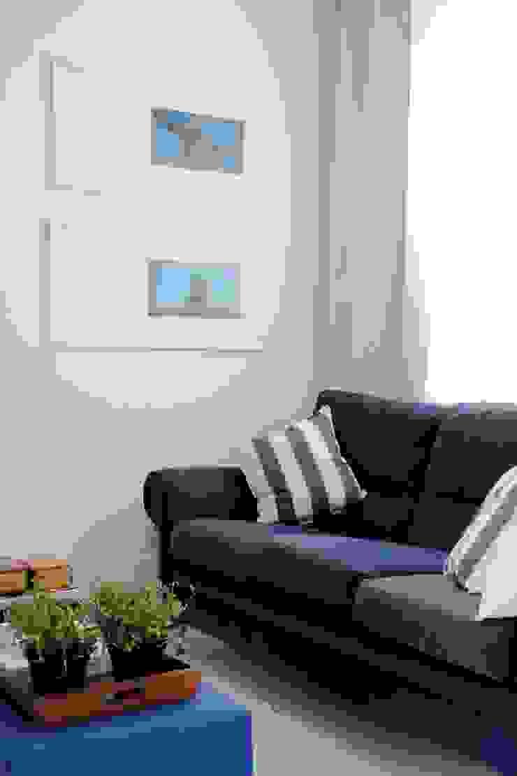 Amanda Carvalho - arquitetura e interiores Living roomAccessories & decoration