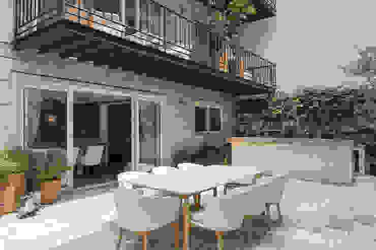 MAAD arquitectura y diseño 庭院