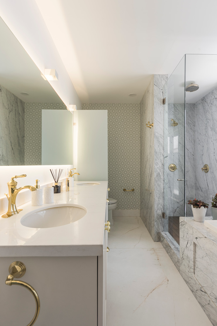MAAD arquitectura y diseño 浴室