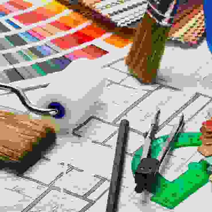 Nós planeamos! por Obr&Lar - Remodelação de Interiores