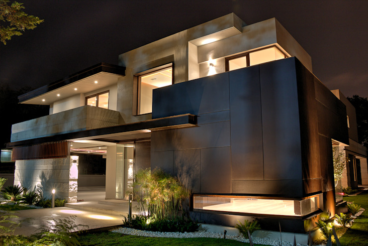 Casas de estilo  de homify, Moderno