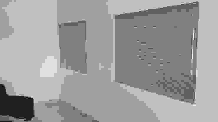 Oficinas de estilo  por ARDUZZ Decoracion,