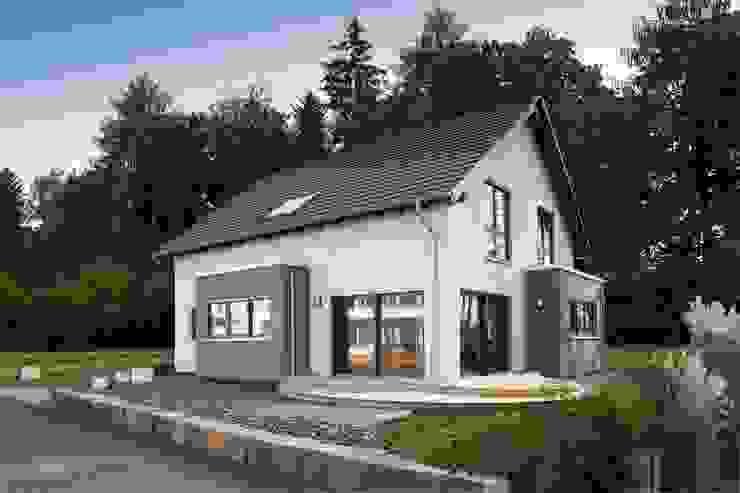 FingerHaus GmbH - Bauunternehmen in Frankenberg (Eder)が手掛けたプレハブ住宅