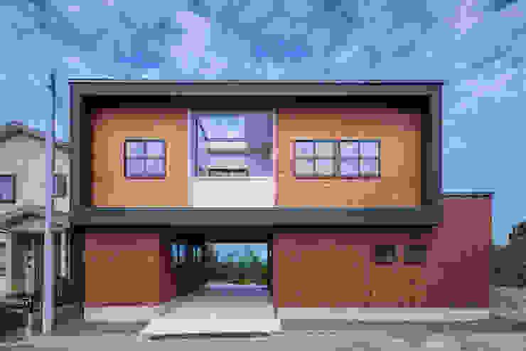 一級建築士事務所シンクスタジオ 에클레틱 주택