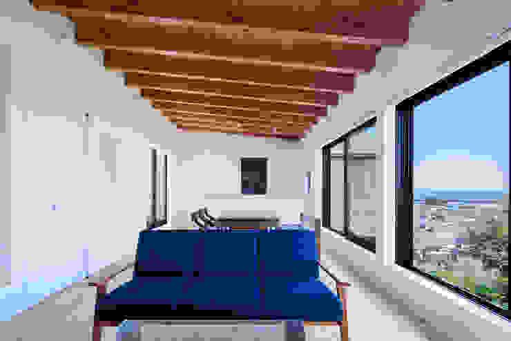 一級建築士事務所シンクスタジオ 에클레틱 거실