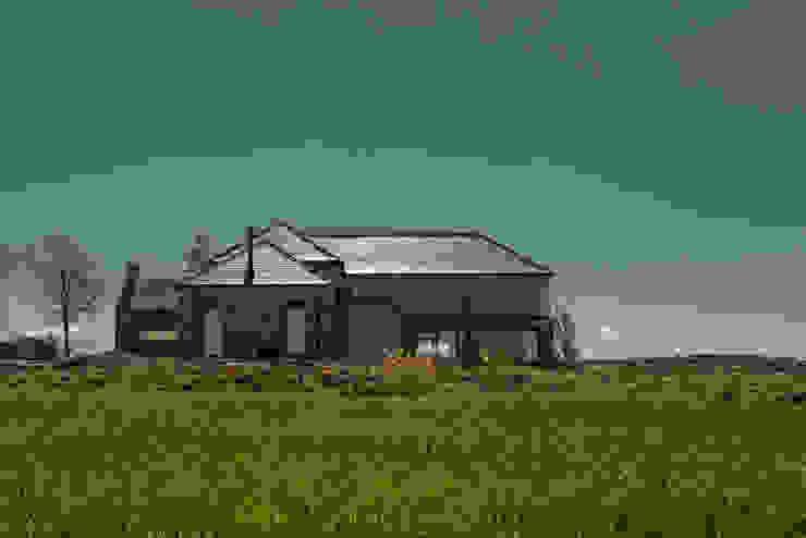 Drumpark Plot 1 Maisons rustiques par Woodside Parker Kirk Architects Rustique