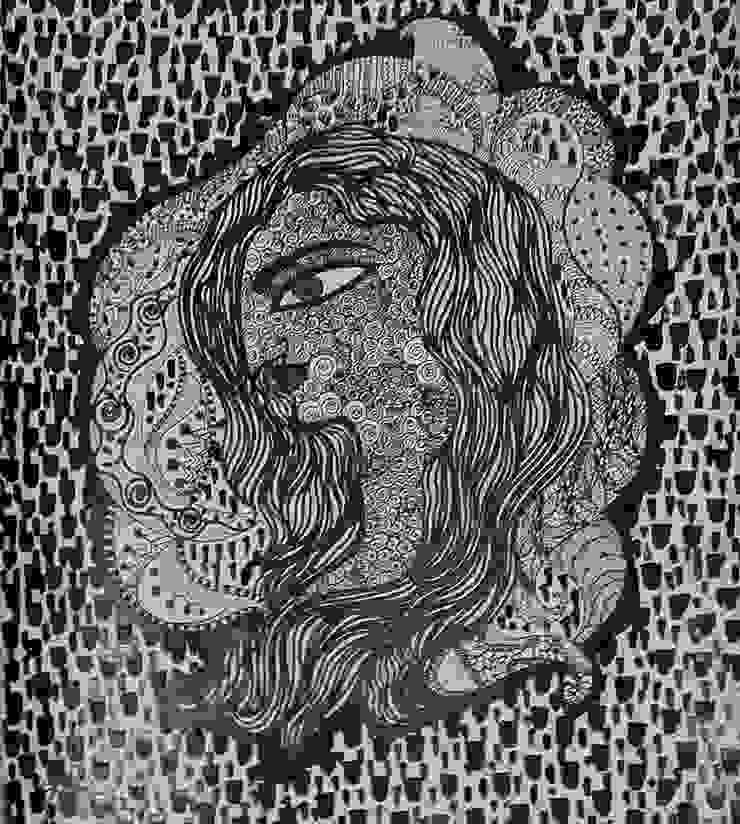 Self conversation: asian  by Indian Art Ideas,Asian