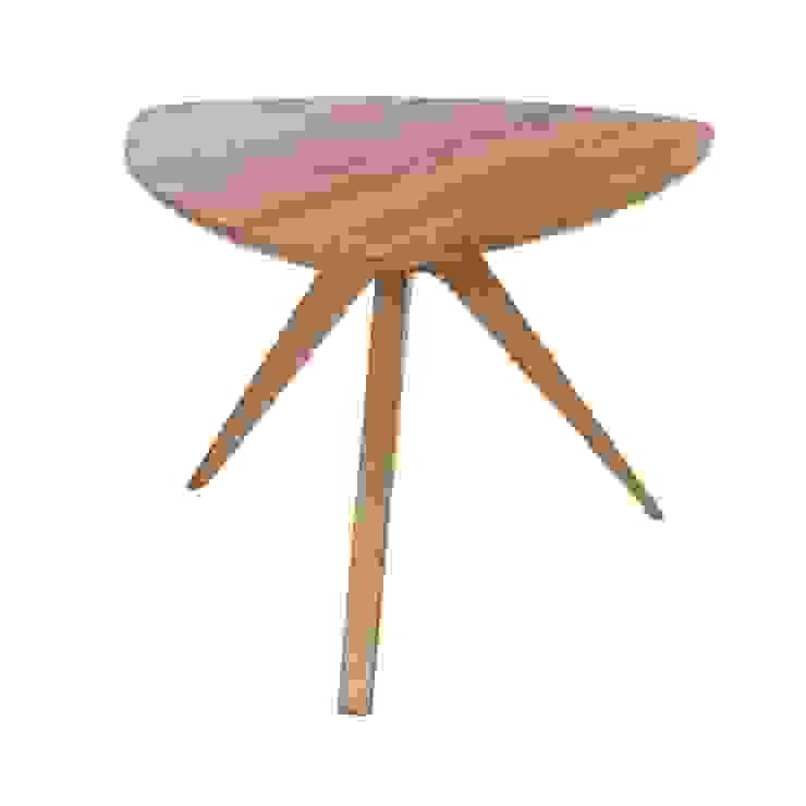 Veizla Side Table von Pemara Design Skandinavisch Holz Holznachbildung