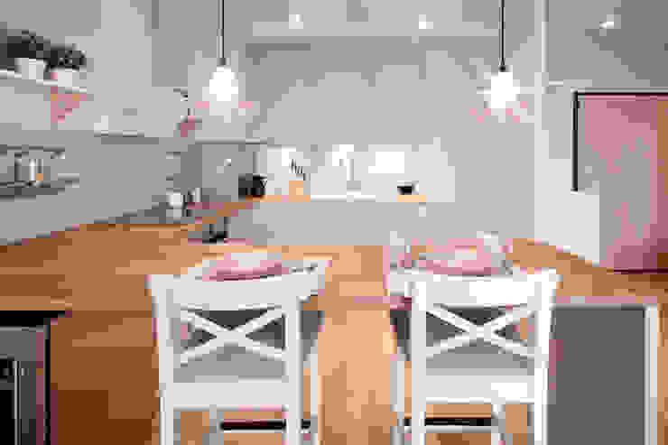Modern Kitchen by IDAFO projektowanie wnętrz i wykończenie Modern