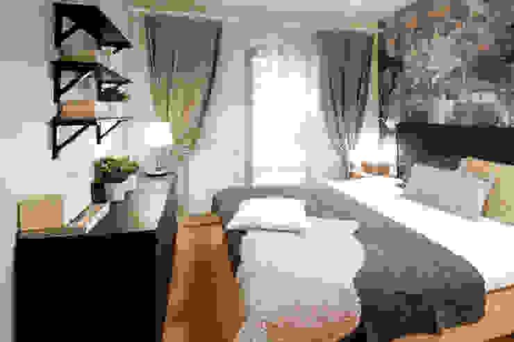 Modern style bedroom by IDAFO projektowanie wnętrz i wykończenie Modern