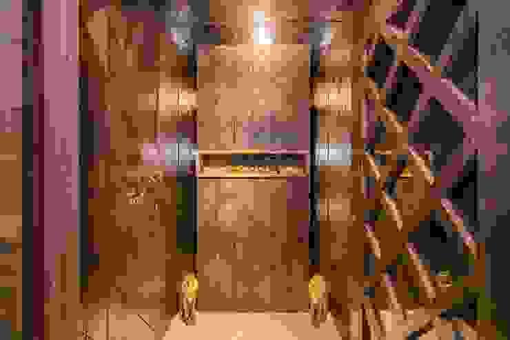 Residential-Chintubhai: modern  by J9 Associates,Modern Wood Wood effect