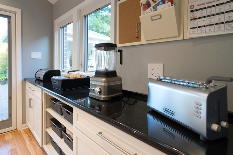 Main Line Kitchen Design Cocinas de estilo clásico