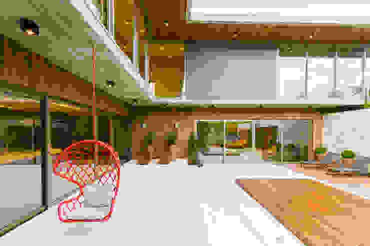 homify 現代房屋設計點子、靈感 & 圖片 木頭