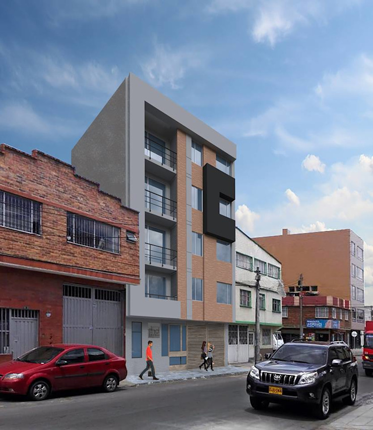 by BAGIC ARQUITECTURA