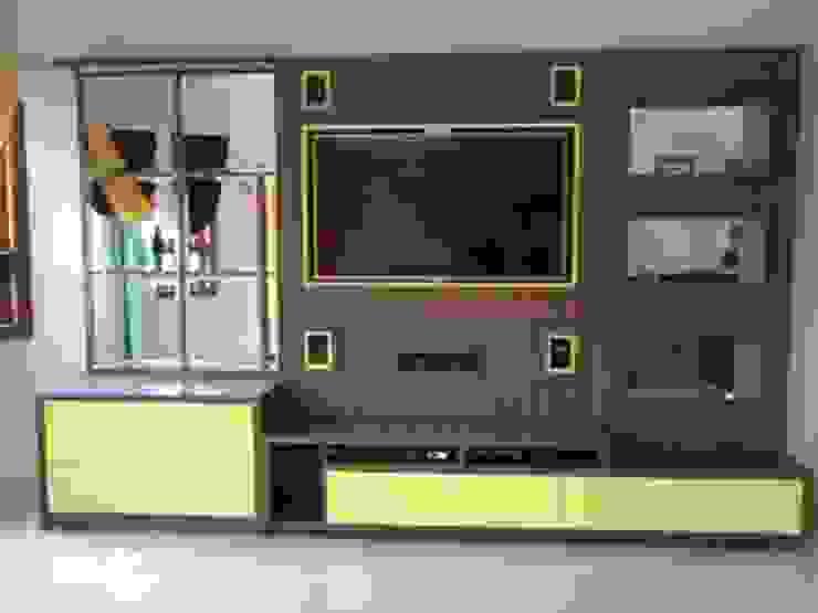 A. Borges Móveis Living roomCupboards & sideboards MDF