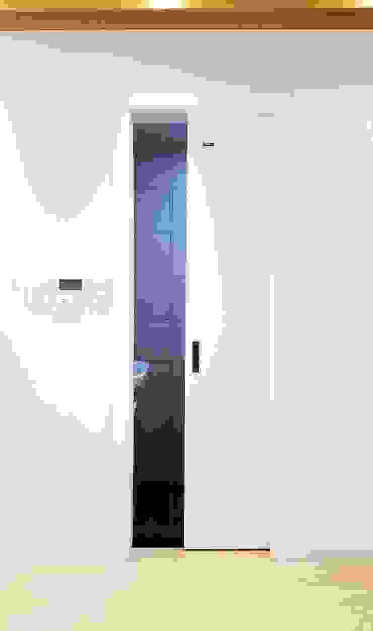 2층 화장실 포켓 도어입니다. by 창조하우징