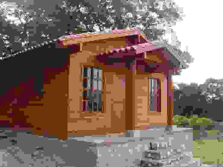 Klasik Evler Casas y cabañas de Madera -GRUPO CONSTRUCTOR RIO DORADO (MRD-TADPYC) Klasik