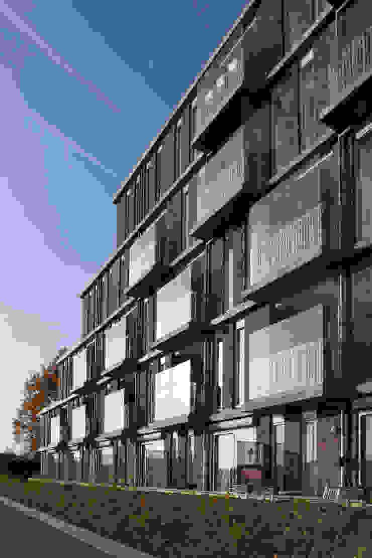 414galleySE Moderne huizen van JWG Architecten Modern