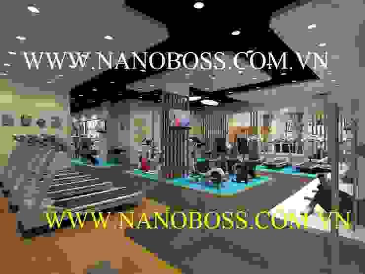 FINTNESS bởi Công ty Cổ Phần Tập đoàn Nano Boss
