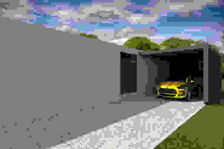 Projeto Ametista Magnific Home Lda Casas modernas