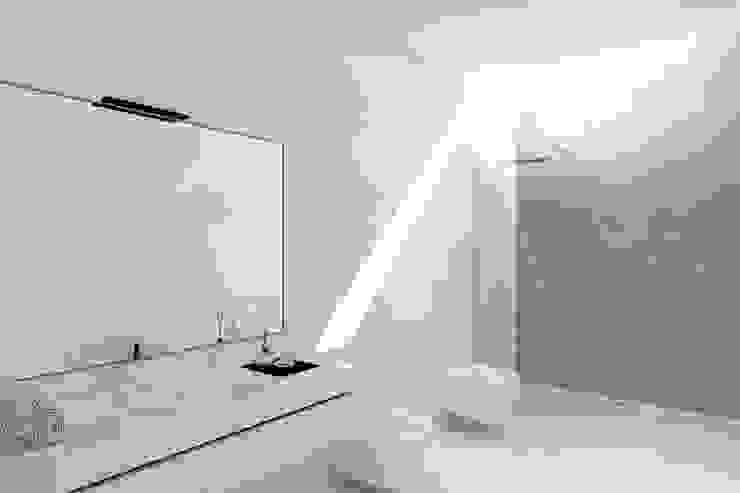 Projeto Ametista Magnific Home Lda Casas de banho modernas