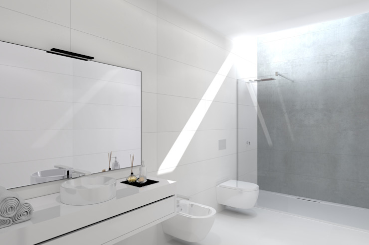 Kamar Mandi Modern Oleh Magnific Home Lda Modern