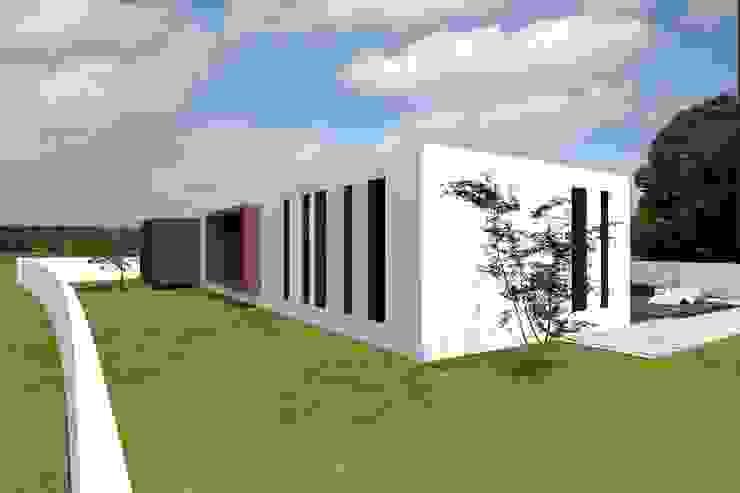 Projeto Diamante Casas modernas por Magnific Home Lda Moderno