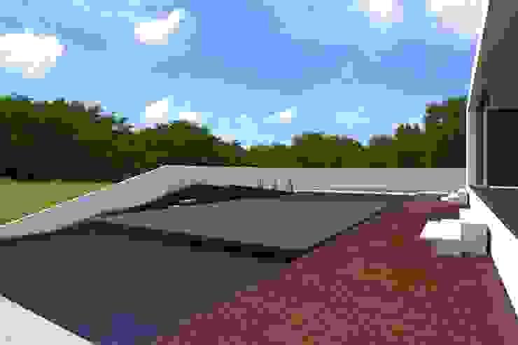 Magnific Home Lda Modern pool