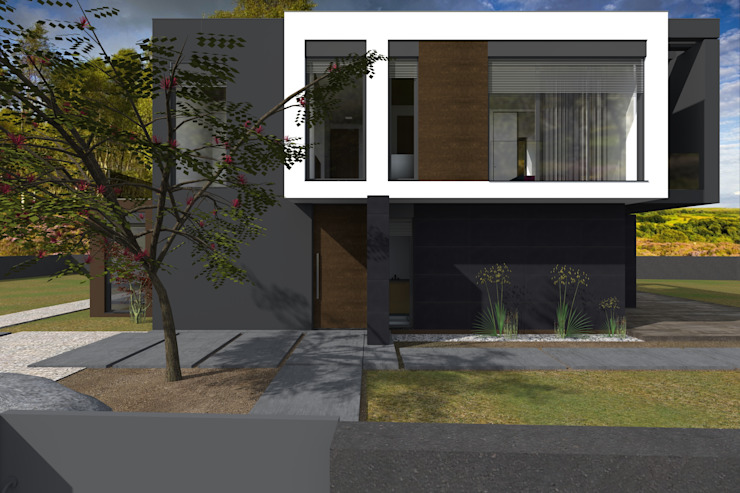 Magnific Home Lda Maisons modernes