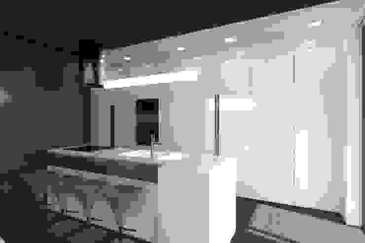 Projeto Opala Magnific Home Lda Cozinhas modernas